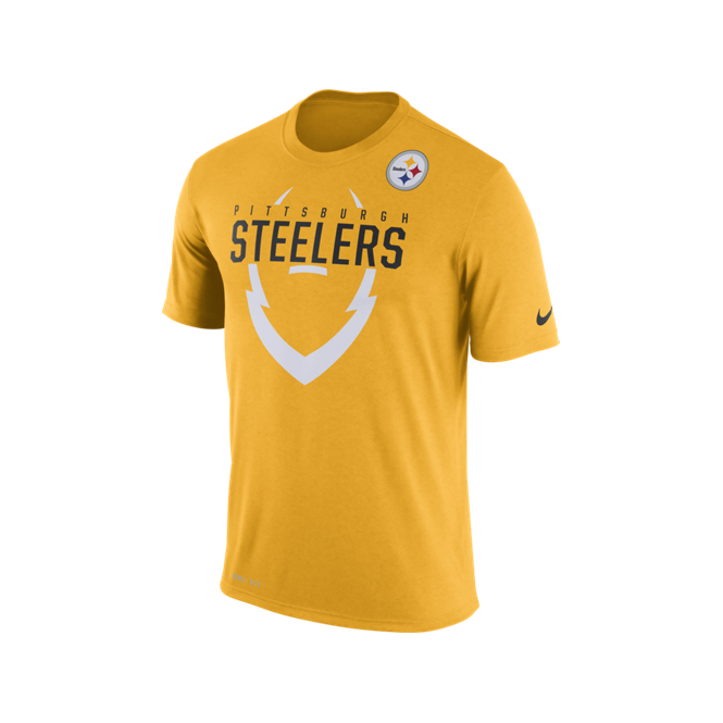 Nike NFL Pittsburgh Steelers 2016 Legend Icon Dri-Fit T-Shirt