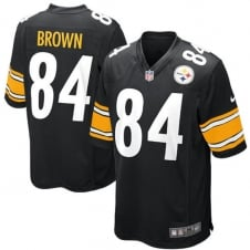 NFL Pittsburgh Steelers Home Game Jersey - Antonio Brown