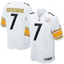 NFL Pittsburgh Steelers Road Game Jersey - Ben Roethlisberger