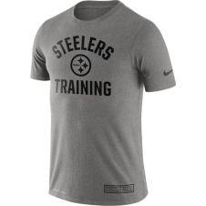 NFL Pittsburgh Steelers Training Performance T-Shirt