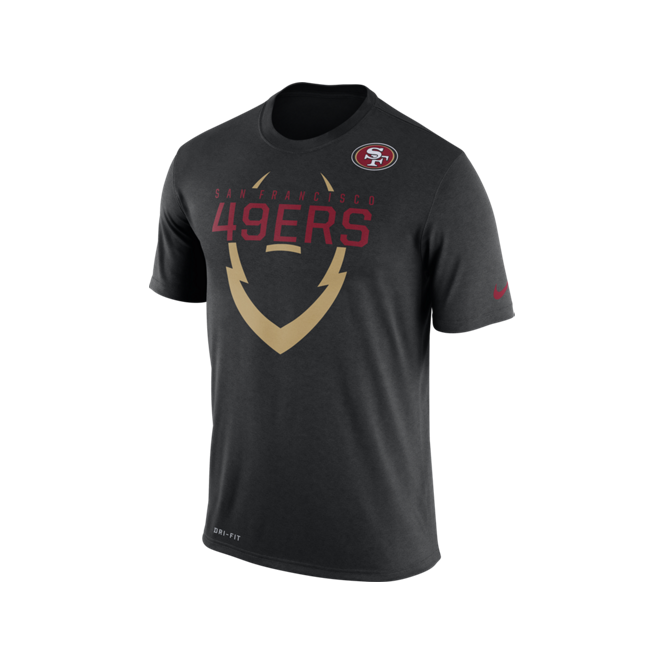 Nike NFL San Francisco 49ers 2016 Legend Icon Dri-Fit T-Shirt
