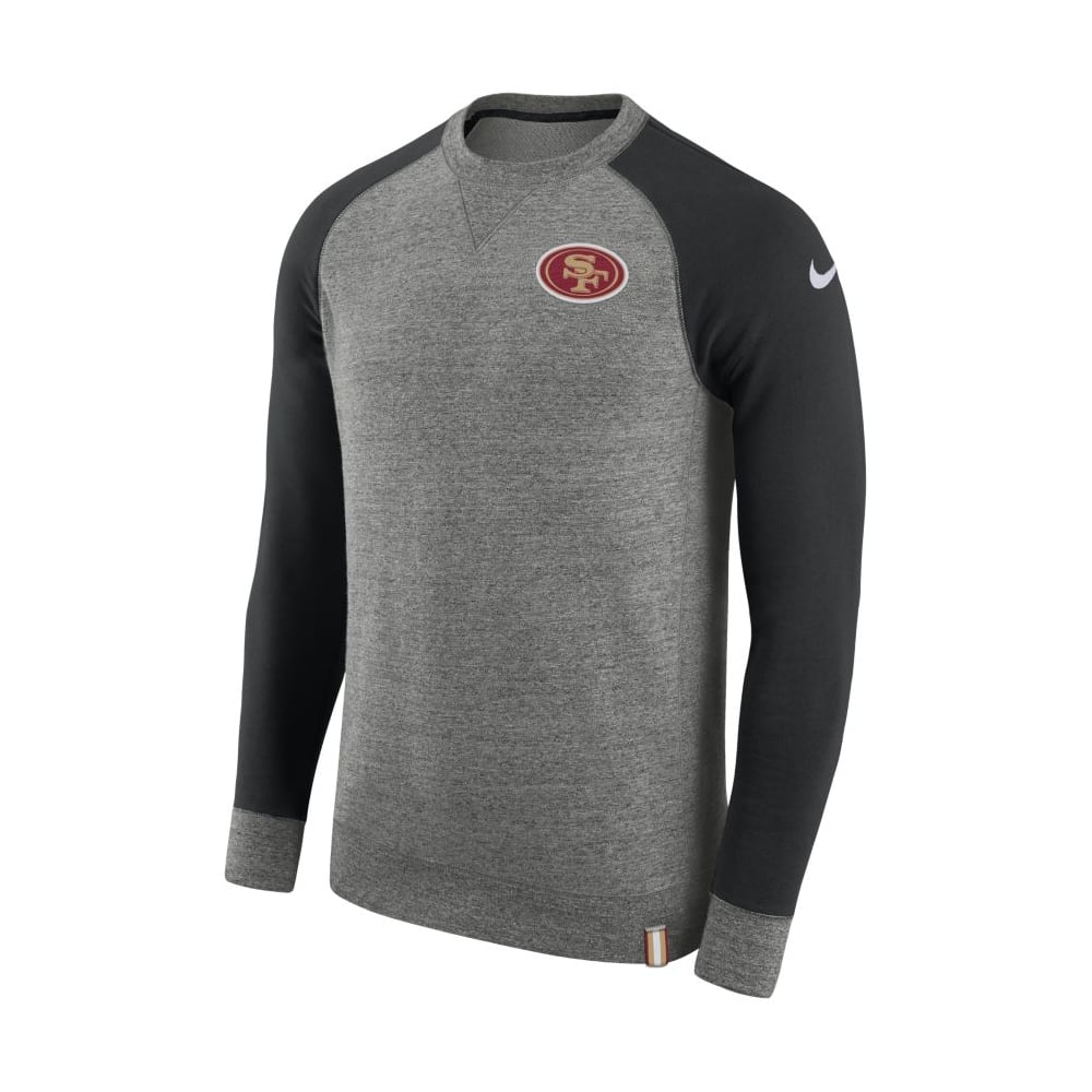 d0bbb09b2 Nike San Francisco 49ers Legend Logo Performance T Shirt – EDGE ...
