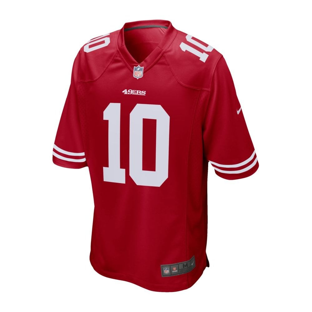 online store ba3ac 202c1 NFL San Francisco 49ers Home Game Jersey - Jimmy Garoppolo