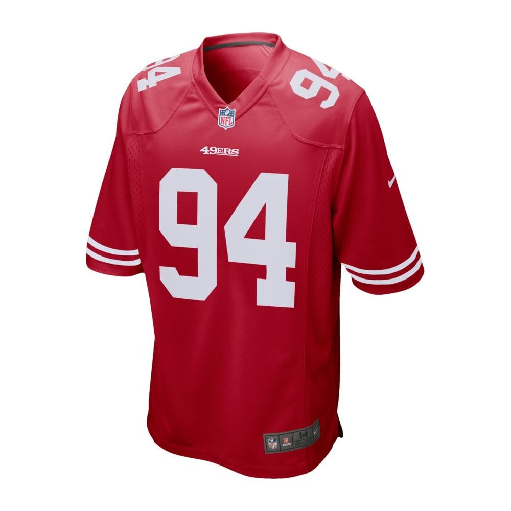 check out 93817 46f83 NFL San Francisco 49ers Home Game Jersey - Solomon Thomas