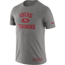 NFL San Francisco 49ers Training Performance T-Shirt