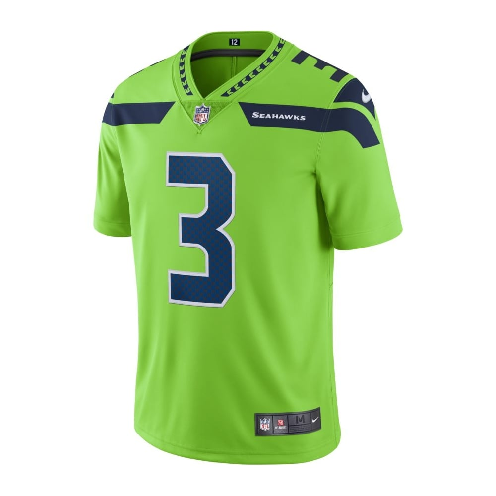 big sale f1ab5 53aff NFL Seattle Seahawks Color Rush Limited Game Jersey - Russell Wilson