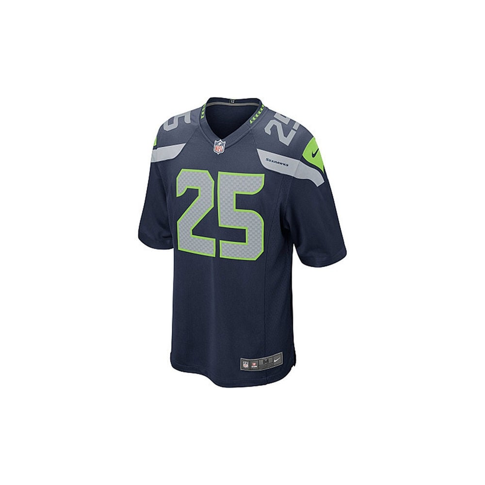 Seattle Seahawks Richard Sherman Nike Silhouette T-Shirt