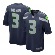 NFL Seattle Seahawks Home Game Jersey - Russell Wilson