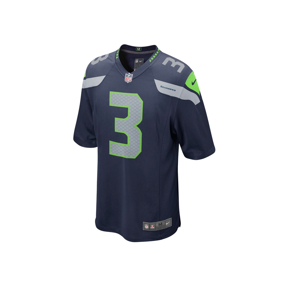 outlet store b9727 7561e NFL Seattle Seahawks Home Game Jersey - Russell Wilson