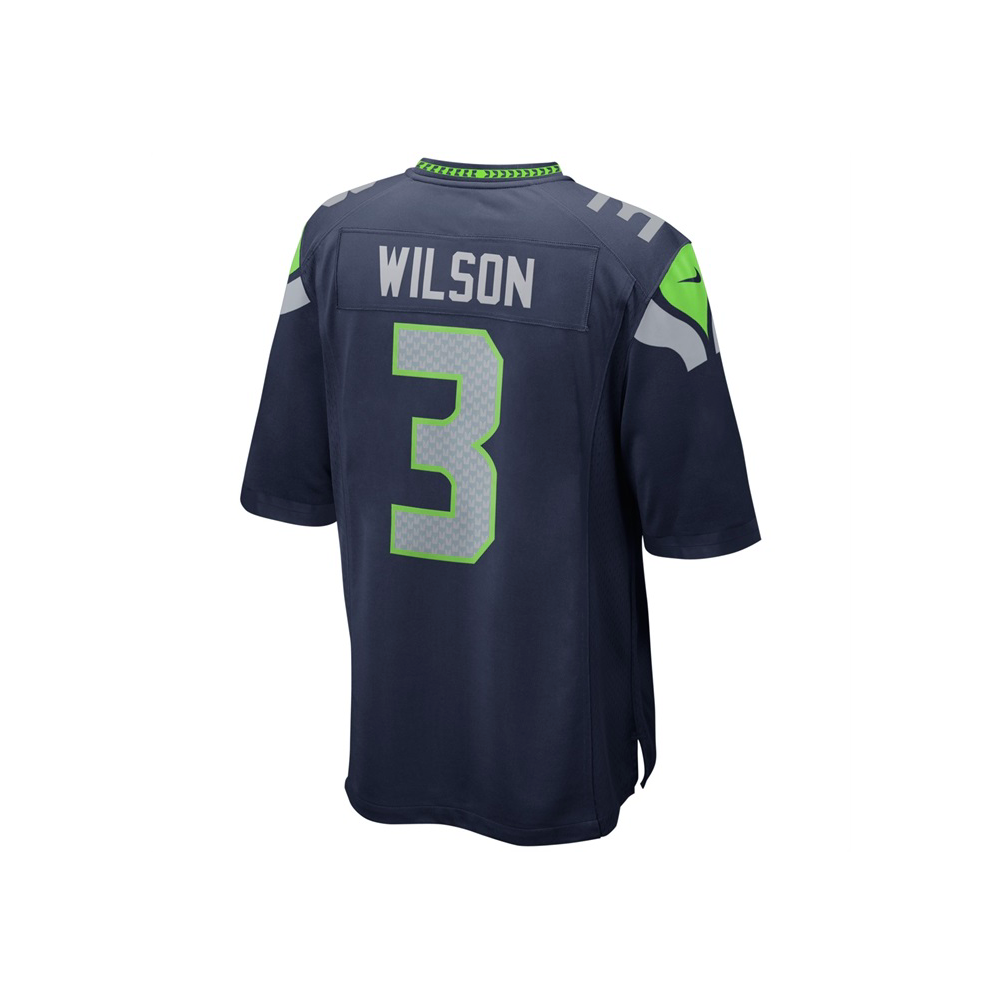 outlet store 5958b a4171 NFL Seattle Seahawks Home Game Jersey - Russell Wilson