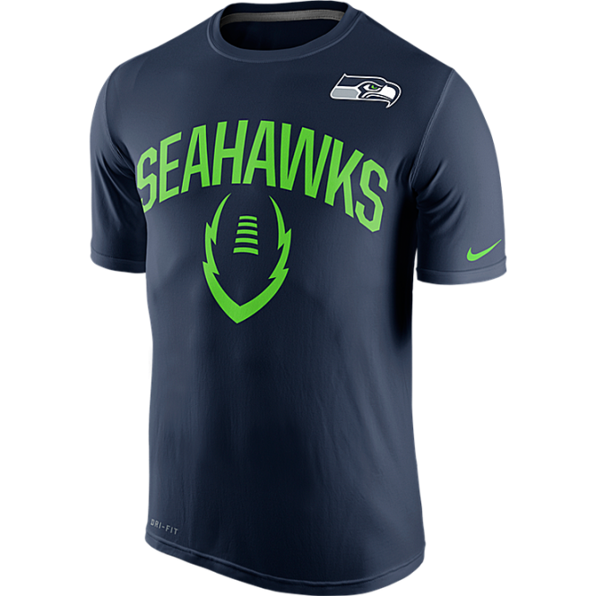 Nike NFL Seattle Seahawks Legend Icon Dri-Fit T-Shirt