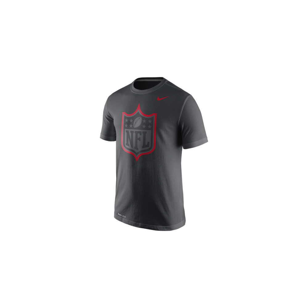 Logo Teams Nfl T Travel Shirt Usa Shield Nike From Anthracite 4E010f