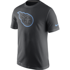 NFL Tennessee Titans Anthracite Travel T-Shirt