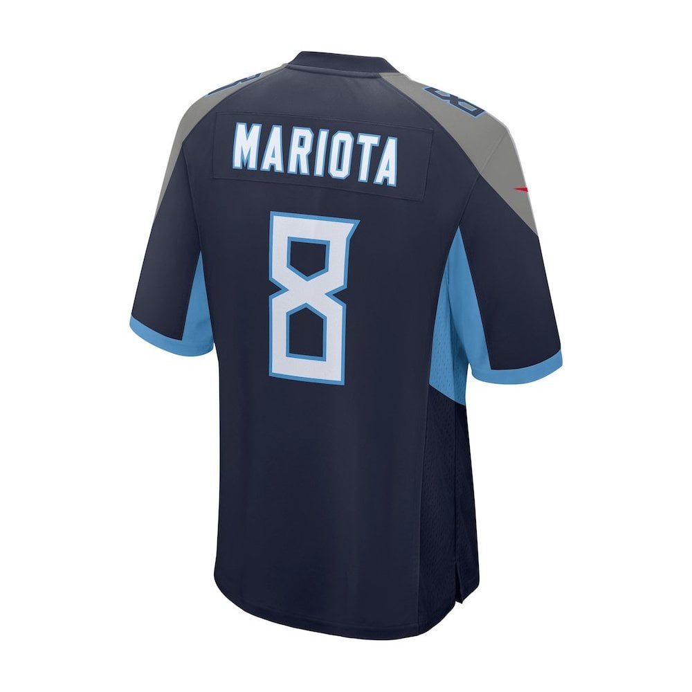 c41e2136 NFL Tennessee Titans Home Game Jersey - Marcus Mariota