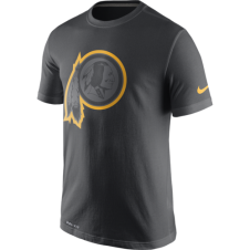 NFL Washington Redskins Anthracite Travel T-Shirt