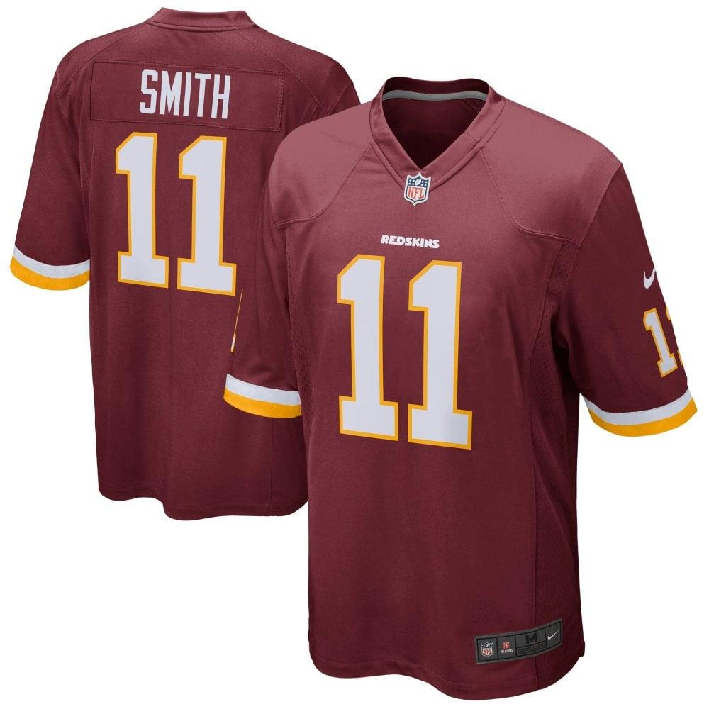 wholesale dealer 2a45a 8111b NFL Washington Redskins Home Game Jersey - Alex Smith
