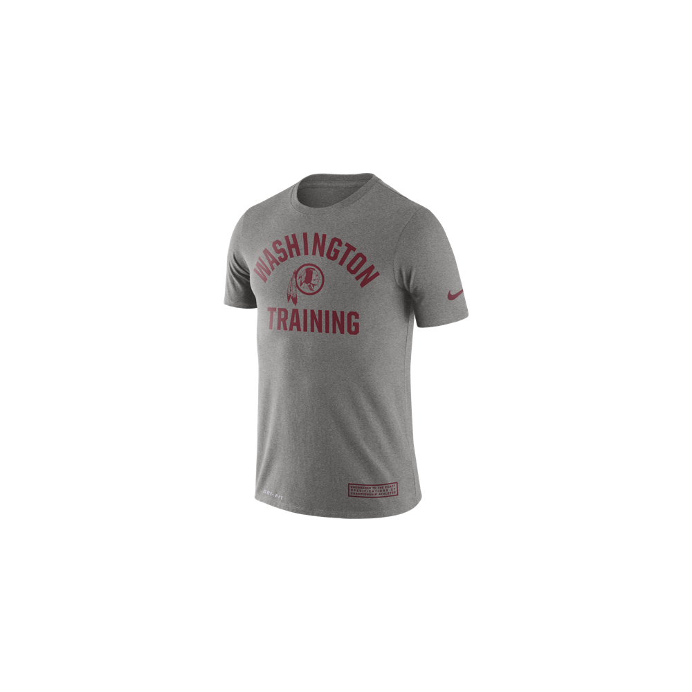Nike NFL Washington Redskins Training Performance T-Shirt - Teams ... 931a04b4c