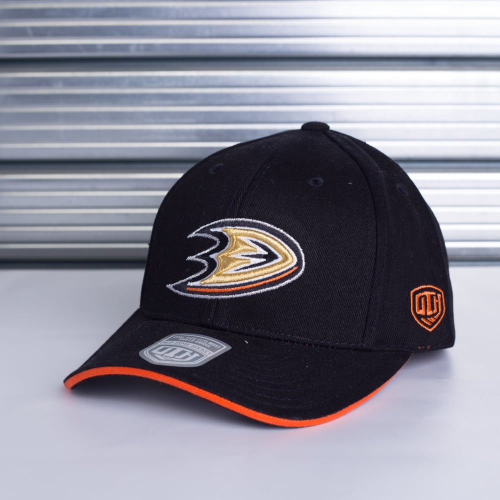 b8ed5e00886 Old Time Hockey NHL Anaheim Ducks Adjustable Cap - Teams from USA ...