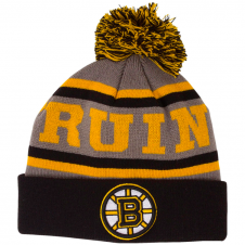 NHL Boston Bruins Gravel Cuff Knit