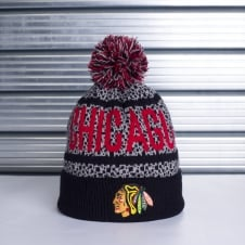 NHL Chicago Blackhawks Bedrock Knit