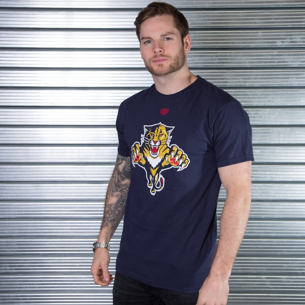 91445fb0761 Old Time Hockey NHL Florida Panthers Biggie T-Shirt - Teams from USA ...