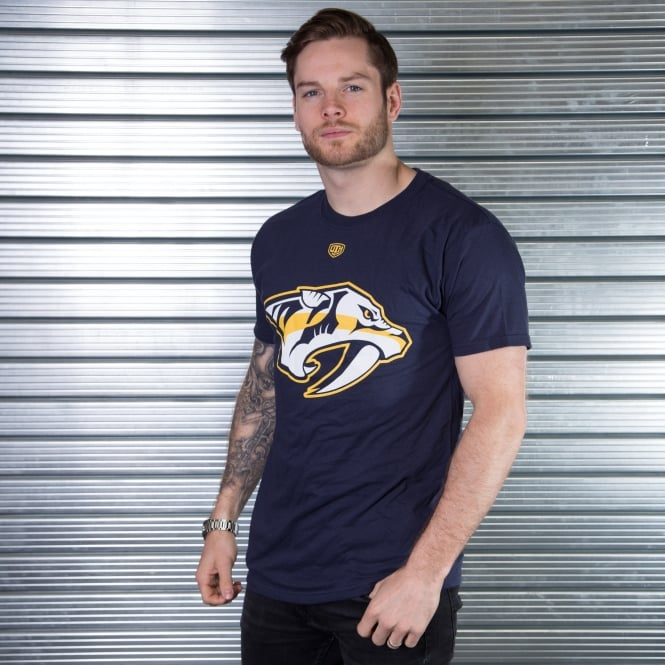 Old Time Hockey NHL Nashville Predators Biggie T-Shirt
