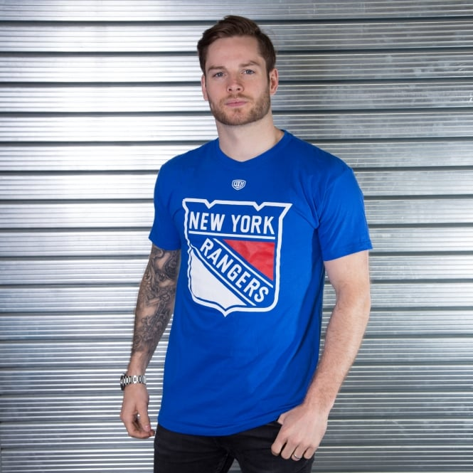Old Time Hockey NHL New York Rangers Biggie T-Shirt