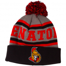 NHL Ottowa Senators Gravel Cuff Knit