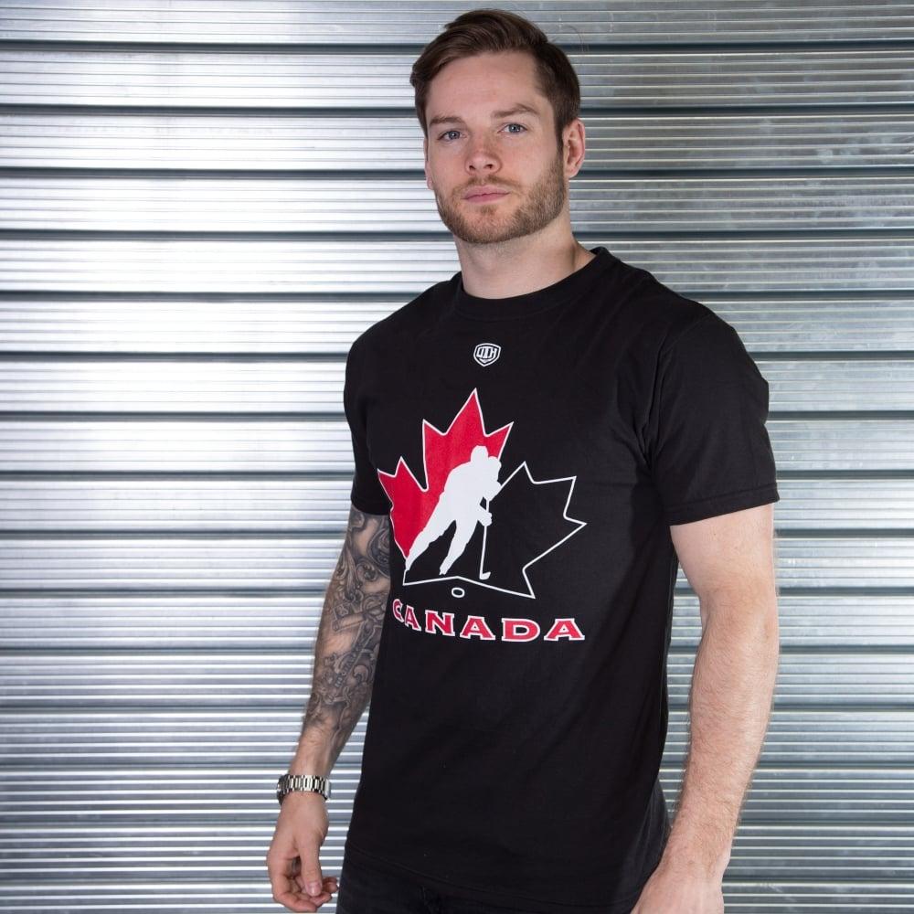 6b3b1860676 Old Time Hockey NHL Team Canada Biggie T-Shirt