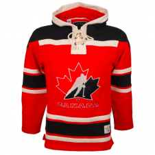 NHL Team Canada Lacer Jersey Hood