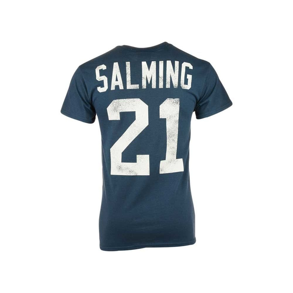 quality design 2b769 f50fa NHL Toronto Maple Leafs Börje Salming Alumni Player T-Shirt