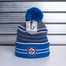 NHL Winnipeg Jets Huntley Pom Beanie Knit