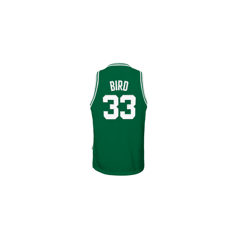 50b764921ce NBA Boston Celtics Larry Bird Youth Hardwood Classic Swingman Jersey
