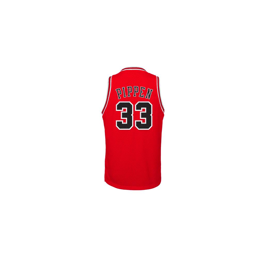 buy popular 4d5d4 cd633 NBA Chicago Bulls Scottie Pippen Youth Hardwood Classic Swingman Jersey