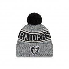 NFL Oakland Raiders 2018 Sideline Reverse Sport Knit