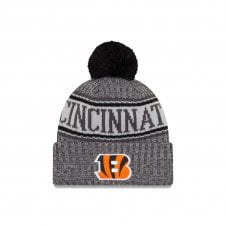 NFL Cincinnati Bengals 2018 Sideline Graphite Sport Knit