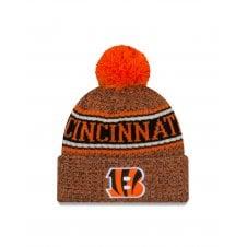 NFL Cincinnati Bengals 2018 Sideline Reverse Sport Knit