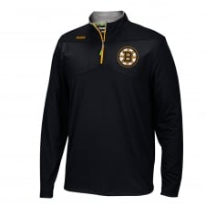 NHL Boston Bruins Center Ice 1/4 Zip Top