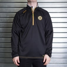 NHL Boston Bruins Quarter-Zip Jacket