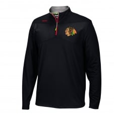 NHL Chicago Blackhawks Center Ice 1/4 Zip Top