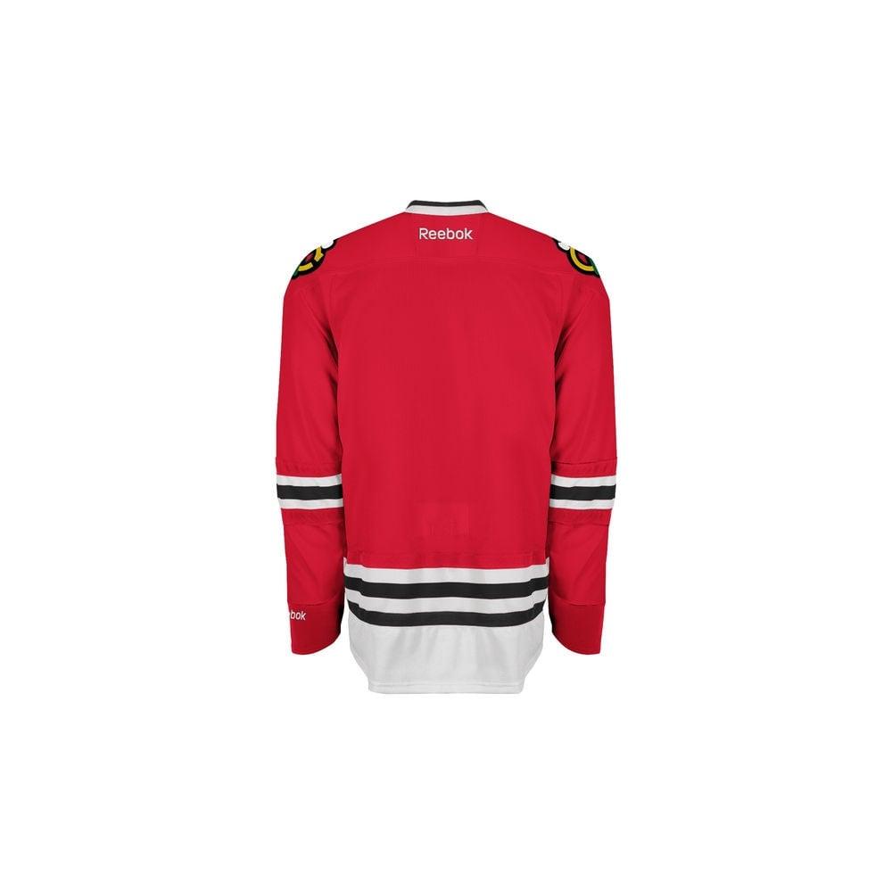 detailed look 47b89 36932 NHL Chicago Blackhawks Home Premier Jersey