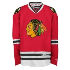NHL Chicago Blackhawks Home Premier Jersey