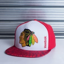 NHL Chicago Blackhawks Storm Snapback Cap