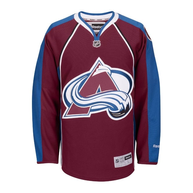 Reebok NHL Colorado Avalanche Home Premier Jersey