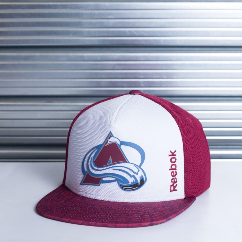 Reebok NHL Colorado Avalanche Storm Snapback Cap - Teams from USA ... 3473693f79e