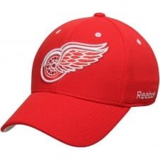 NHL Detroit Red Wings Face Off Flex Fit Cap