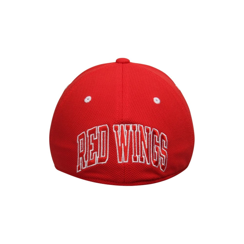 online retailer 26b44 11dfc NHL Detroit Red Wings Face Off Flex Fit Cap
