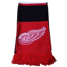 NHL Detroit Red Wings Face Off Scarf