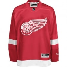 NHL Detroit Red Wings Home Premier Jersey