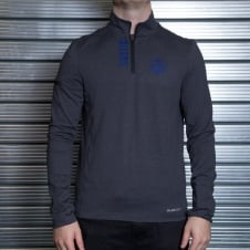 NHL Edmonton Oilers Quarter-Zip Tech Jacket